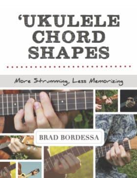 ukulele chord shapes cover
