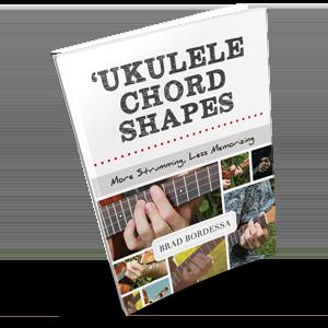 Ukulele tabs book