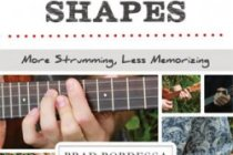 'Ukulele Chord Shapes: Print Edition