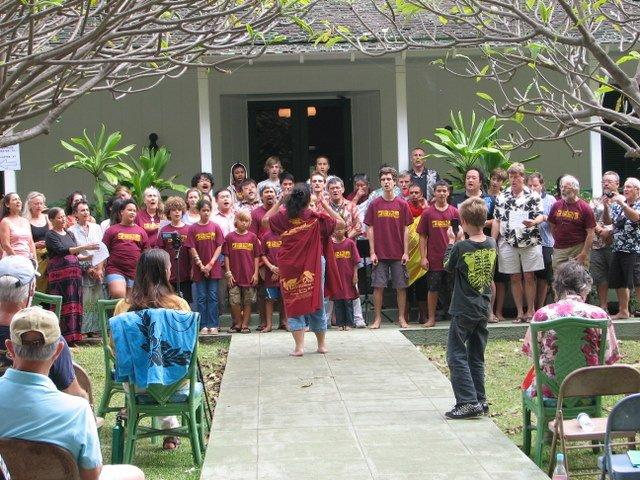 choir kahumoku camp