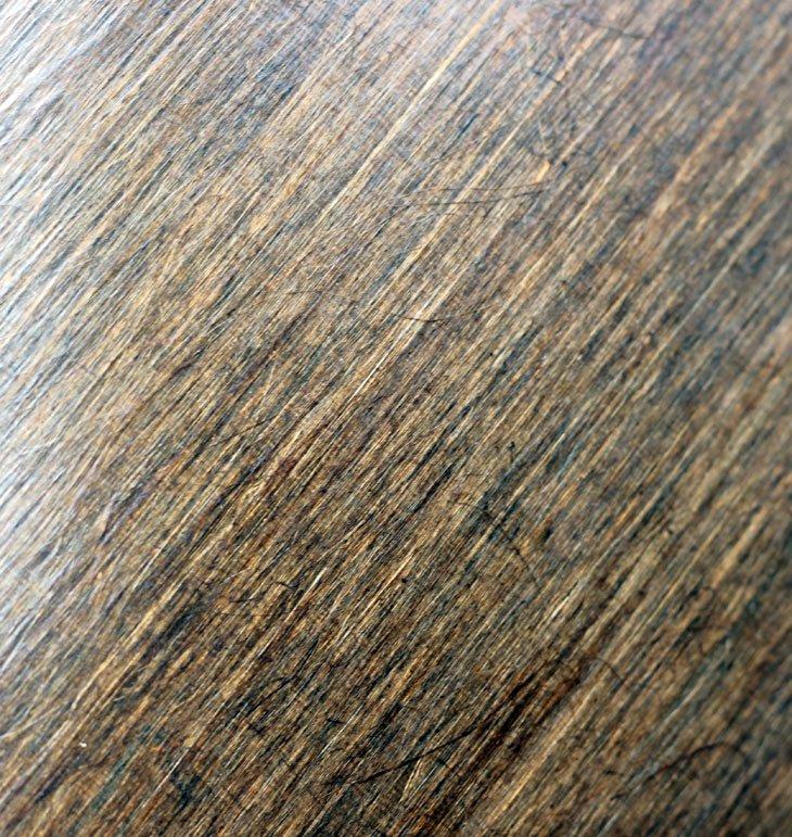 ekoa linen fiber closeup