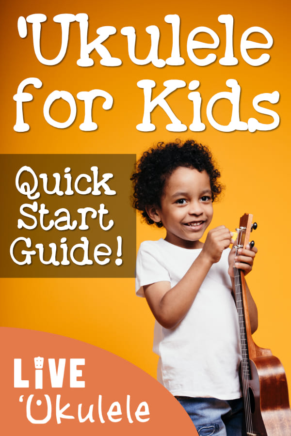 ukulele for kids pintrest pin