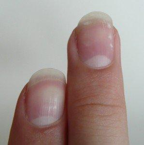 fingernail shape reverse