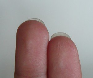 fingernail shape