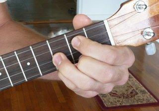 g major ukulele chord