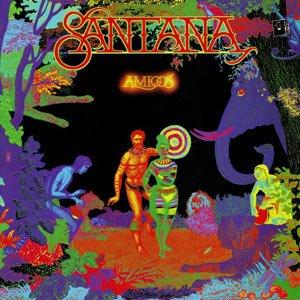 santana amigos album cover