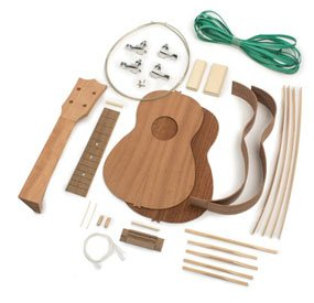diy ukulele kit from stewmac
