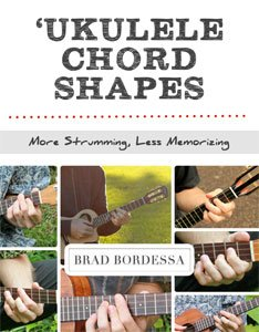 Ukulele Chord Shapes E-Book