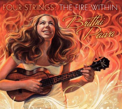 brittni four strings
