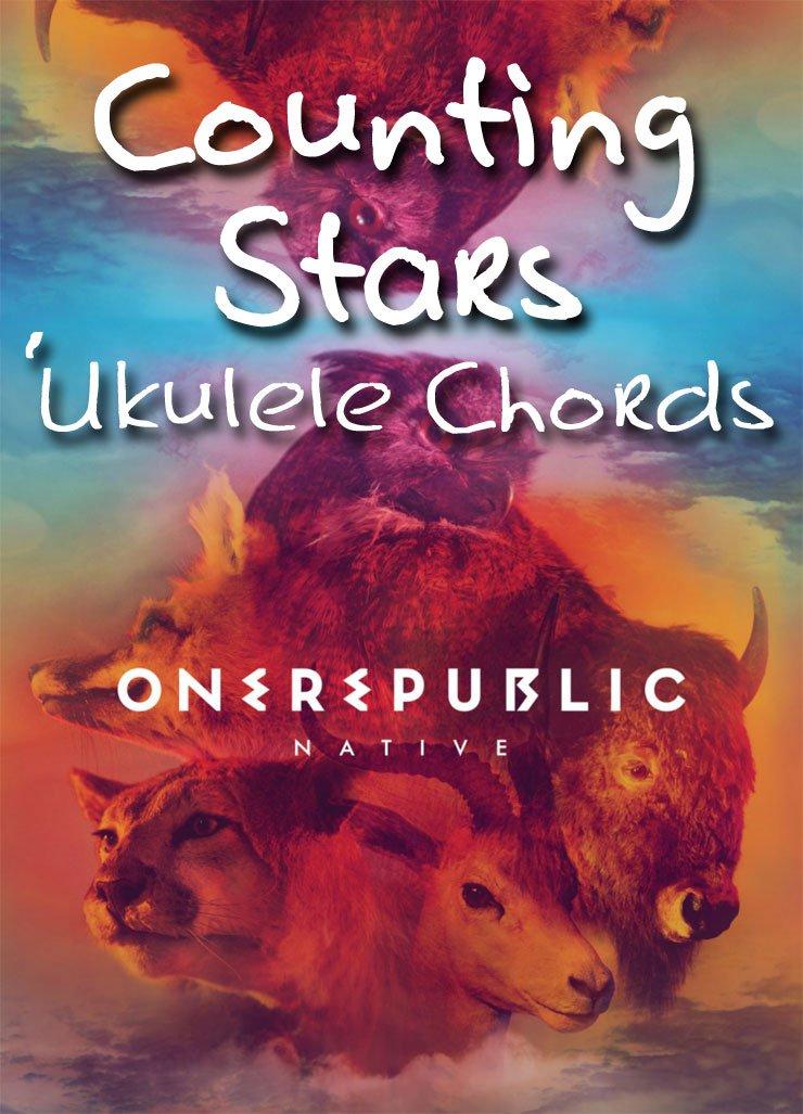 Counting Stars Ukulele Chords By Onerepublic Live Ukulele
