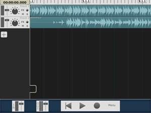 daw multitrack ipad app