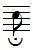 fermata birdseye symbol