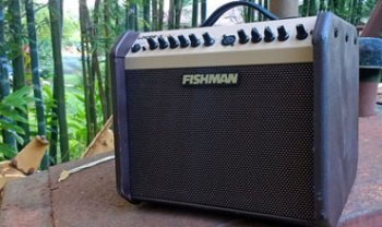 fishman loudbox mini outside