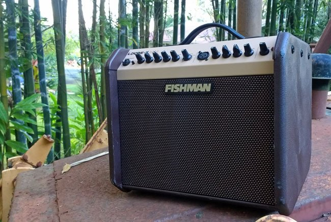Fishman Loudbox Review for Ukulele