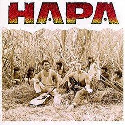 hapa album cover