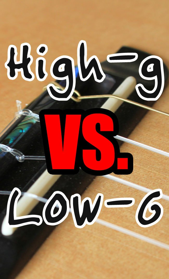 Low-G 'Ukulele Strings: Tips on Tuning Linear – Live Ukulele