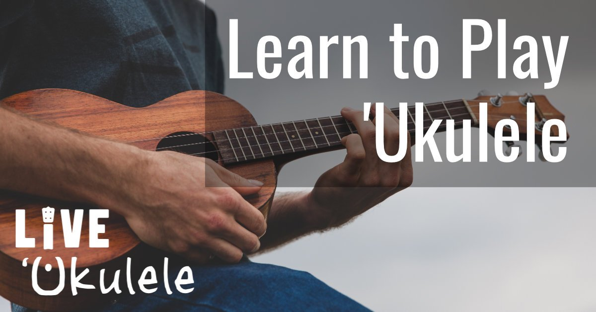 Learn To Play Ukulele Online For Free Live Ukulele