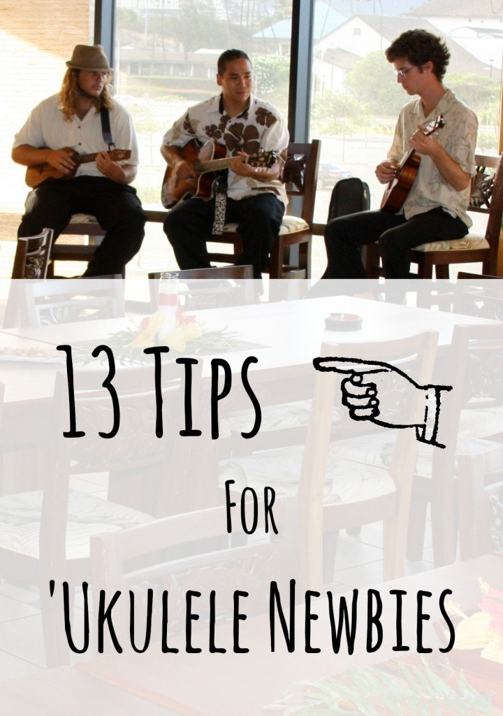 13 Tips To Take You From Zero To 'Ukulele Strumming Hero!