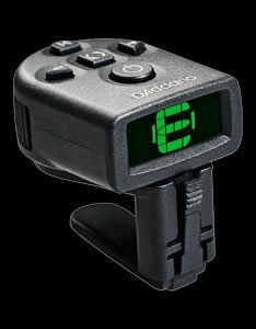 NS Mini Headstock Ukulele Tuner
