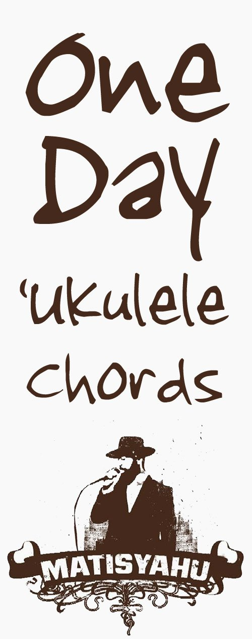 One Day Ukulele Chords By Matisyahu Live Ukulele