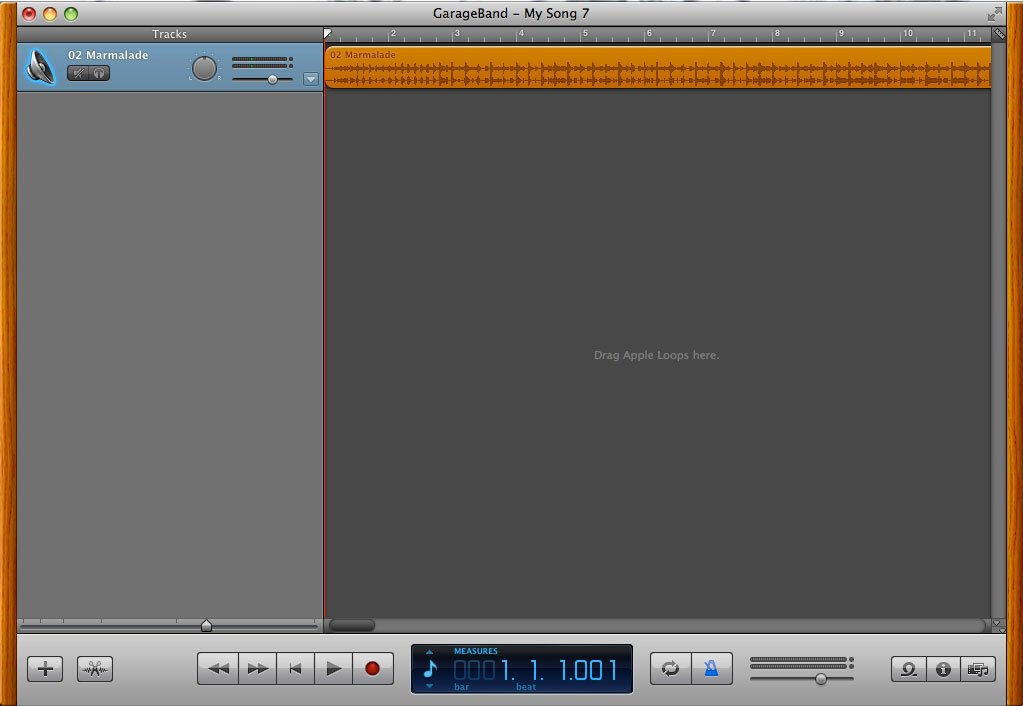 How to Change Pitch in Garageband: Transposing an MP3 – Live Ukulele