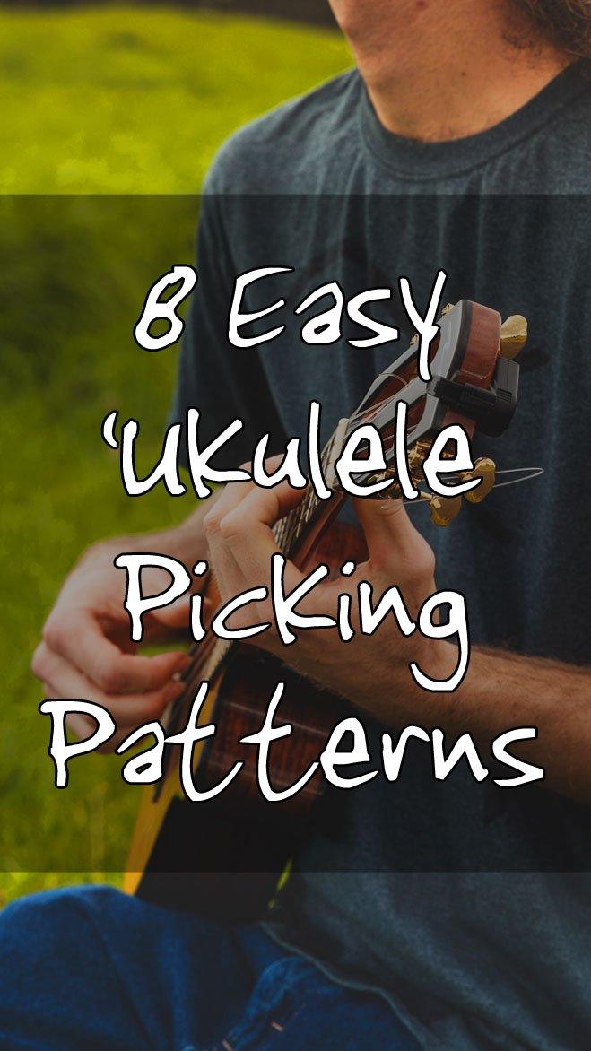Ukulele Picking Patterns Learn 60 Ways To Melt A Chord Live Ukulele New Ukulele Picking Patterns