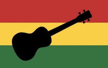 reggae ukulele strum