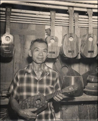A Short History of the 'Ukulele: From Nunes to Kanile'a