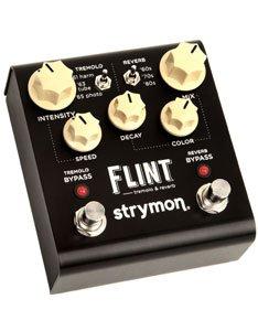 strymon flint effects pedal