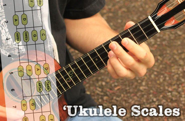 ukulele-scales