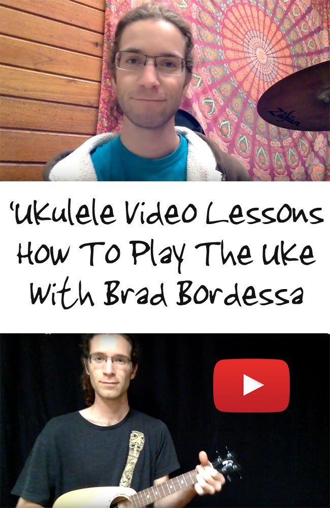 Ukulele Video Lessons How To Play Songs Chords And Picking