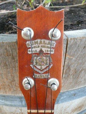 vintage kumalae ukulele